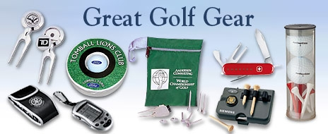 Driving Home Your Golf Goals with Promotional Products