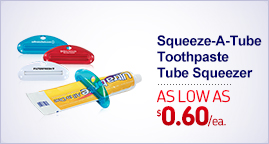 Squeeze-A-Tube Promotional Toothpaste Tube Squeezer