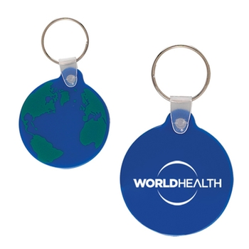 Promotional Flexible Shape Keychains
