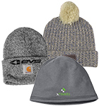 Knit Hats & Fleece Headbands