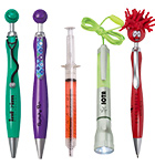 Novelty and Light Up Pens