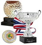 Golf Trophies & Awards