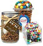 Candy & Food - In Jars, Tins & Boxes