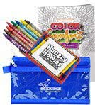 Art Supplies & Coloring Books