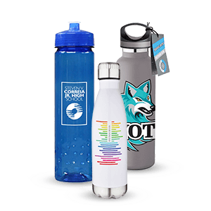 Custom Sports and Water Bottles