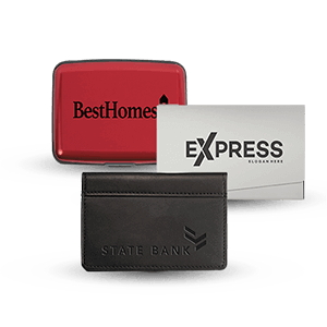 Custom Business Card Cases