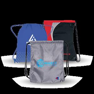 Custom Promotional Drawstring Bags