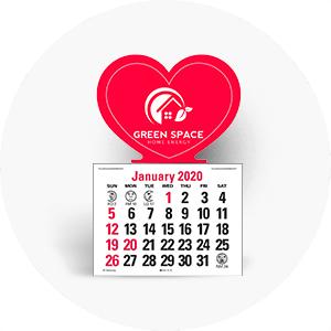 Custom Calendar Magnets