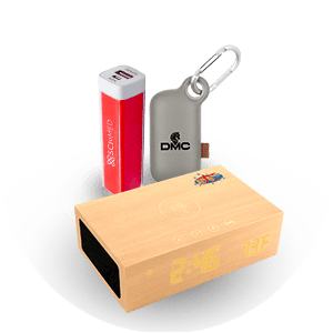 Promotional Power Banks and Portable Chargers
