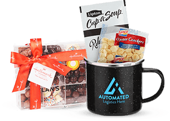 Custom Food Gift Boxes