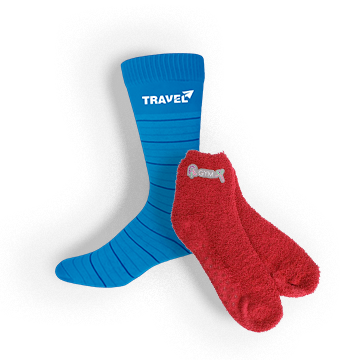 Custom Logo Socks