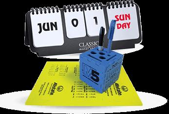 Promotional Novelty Calendars