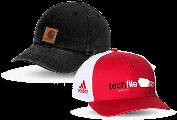 Low Min Promotional Caps