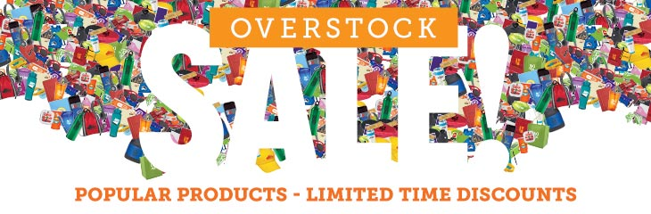 Overstock Promotional Products