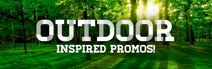 Custom Camping Gear, Outdoor Giveaways & Personalized Hunting Gifts