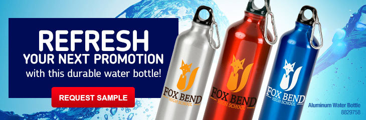 Custom Sports Bottles & Water Bottles