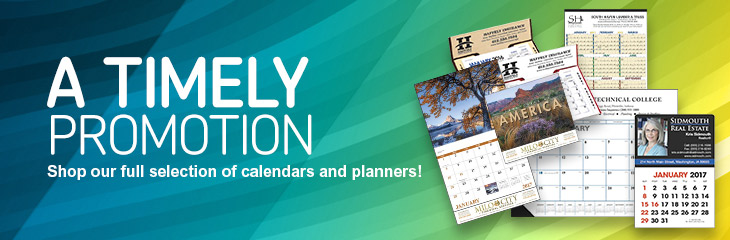 Promotional Calendars By Theme