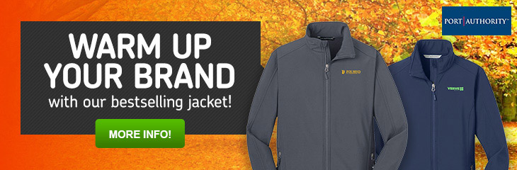 Custom Logo Jackets, Fleece, Vests & Rainwear