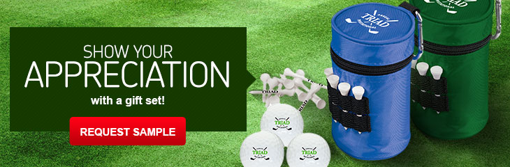 Custom Golf Gifts & Gift Sets
