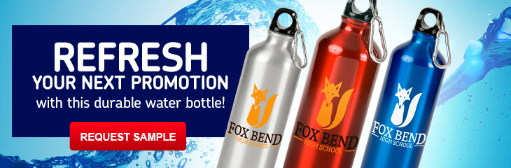Custom Sports & Water Bottles