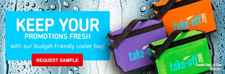 Promotional Insulated Lunch Bags & Coolers
