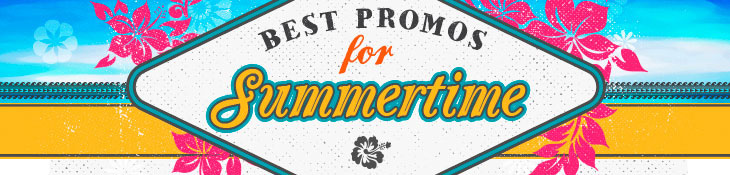 Summer Giveaways & Promo Items
