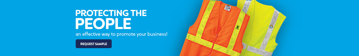 Custom Logo Safety Vests & Equipment