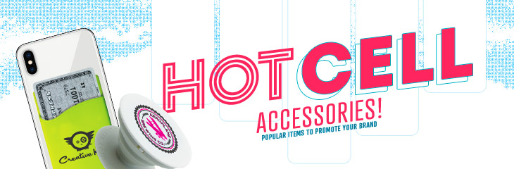 Promotional Cell Phone Accessories