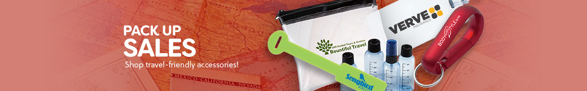Travel Promotional Items