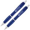 Bold Color Curvaceous Pen & Pencil Set